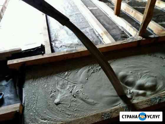 Пенобетон заливка потолков и монсардов Грозный