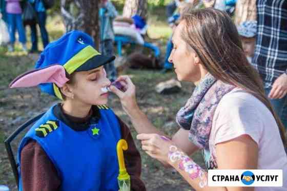 Аквагрим на все случаи праздника Рязань