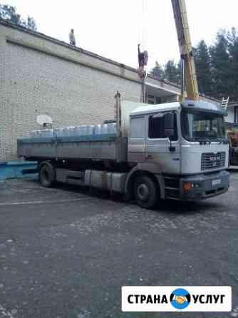 Грузоперевозки 10 тонн на ман Тула