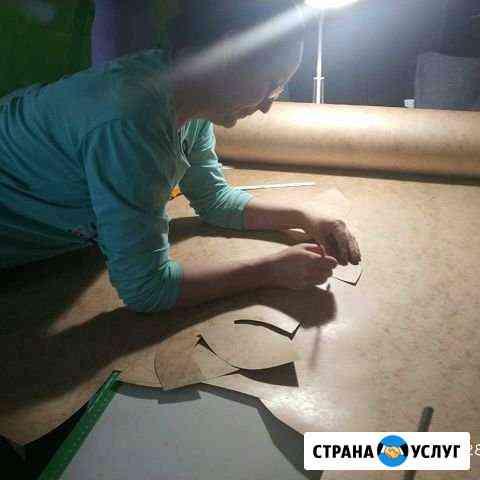 Лекала, крой, пошив Екатеринбург
