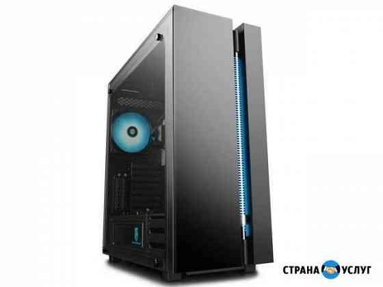 Сборка компьютера на заказ Азов