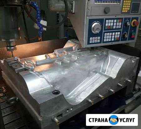Пресс формы для литья пластика и алюминия Иркутск