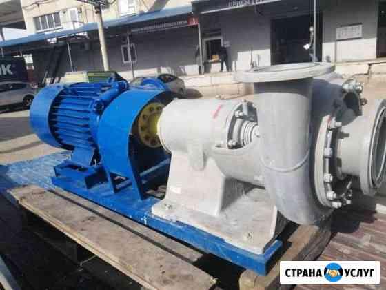 Ремонт насосного и компрессорного оборудования Засечное