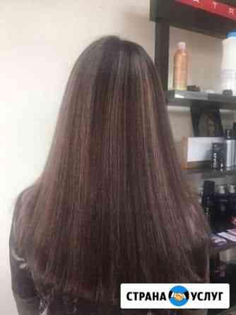 Обладательница шикарных волос Иркутск