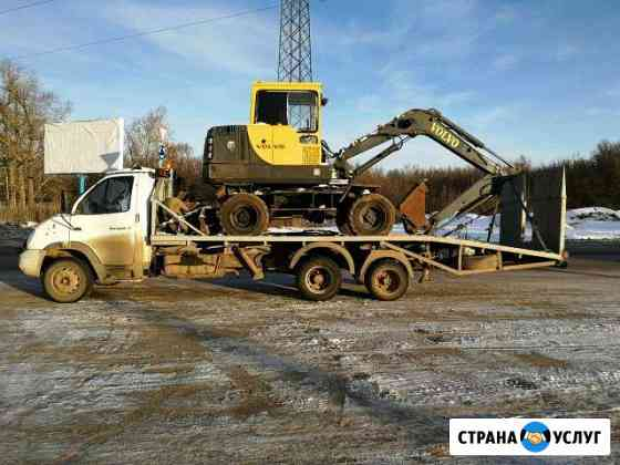 Эвакуатор платформа (мини трал) 6.5 метров и 6тонн Бугуруслан