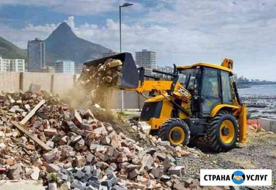 Уборка и вывоз строительного мусора Челябинск