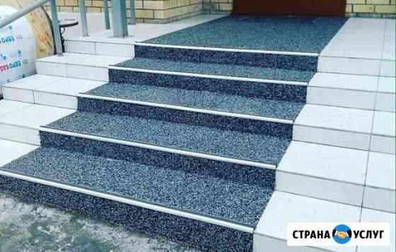 Резиновые покрытия, бесшовное резиновое покрытие Пермь