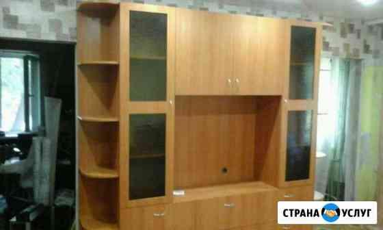 Сделаем кухню, встроенный шкаф-купе, сборка мебели Омск