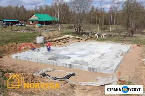 Фундамент Утепленная Шведская Плита Череповец