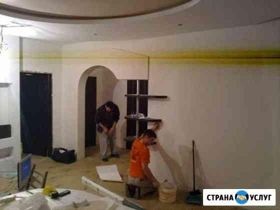 Комплексный ремонт квартирпод ключ Тюмень