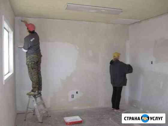 Отделочные работы,ремонт квартир Астрахань