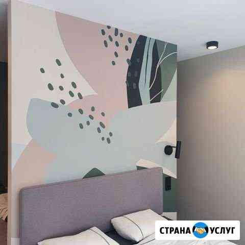 Роспись стен Мурманск