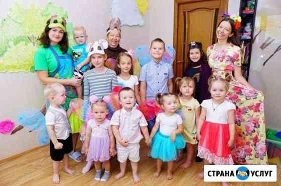 Няня, домашний детский сад оцм Киров
