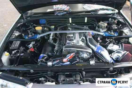 Ремонт автомобилей Астрахань