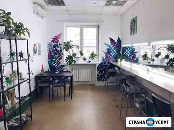 Сдам рабочее место визажисту/мастеру маникюра Красноярск