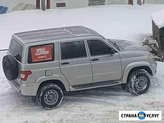Прокат внедорожника Архангельск