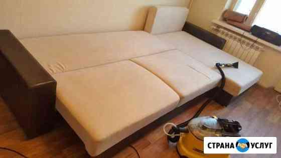 Химчистка мебели и ковров Магнитогорск