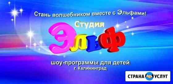 Волшебный день рождения - интерактивные фокусы Калининград
