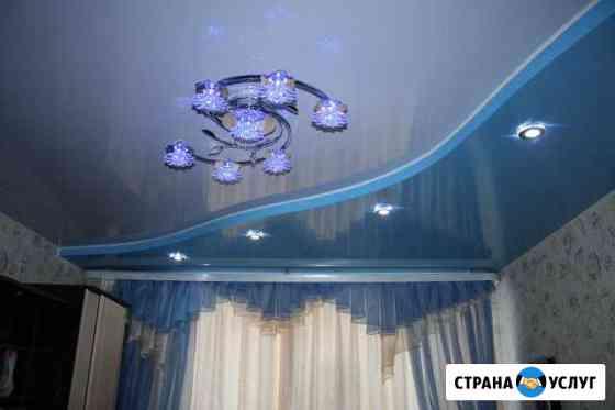 Натяжные потолки Адыгейск