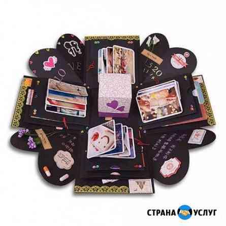 Мэджик Бокс (Magic Box) уникальный подарок Подстепки
