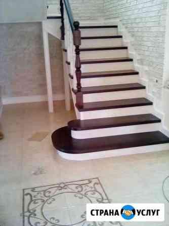Лестницы изготовление Оренбург