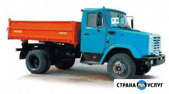 Вывоз строй мусора ЗИЛ Омск
