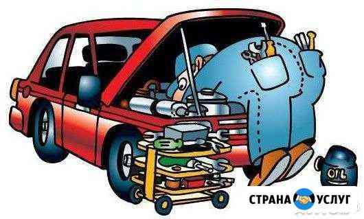 Ремонт автомобилей, сто Ульяновск
