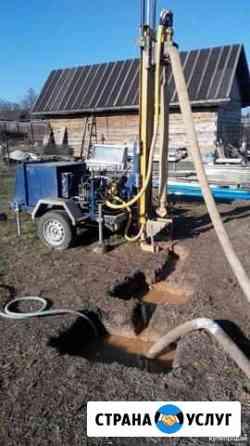 Бурение скважин на воду Уфа