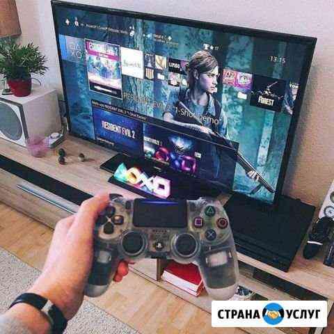 Аренда PS 4 Санкт-Петербург