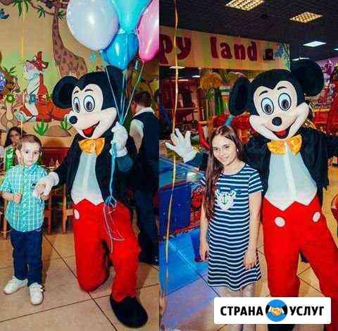 Аниматор экспресс Микки или Мини Маус, Винни Пух Дзержинск