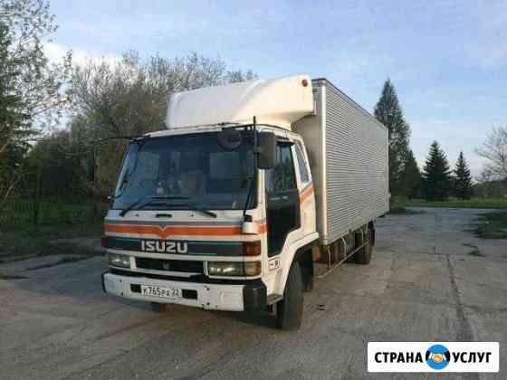 Грузоперевозки 5 тонн. Квартирные переезды Горно-Алтайск