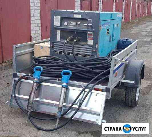 Аренда компрессора Томск