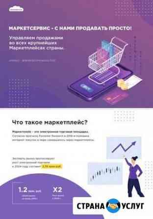 Регистрация и ведение юр.лиц на маркетплейсе Санкт-Петербург