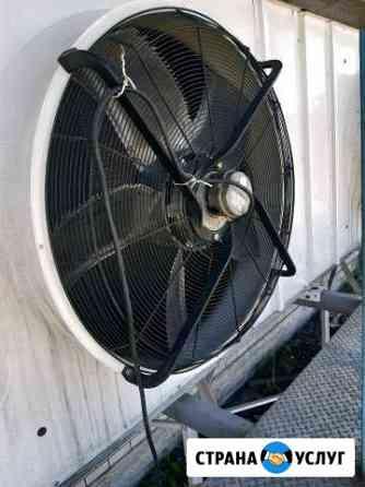 Балансировка вентиляторов и других роторов Барнаул