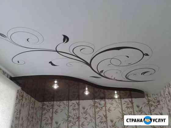 Натяжные потолки Черкесск
