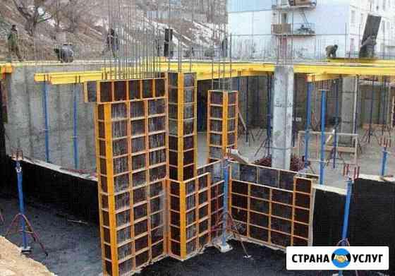 Мелкощитовая опалубка в аренду Ижевск