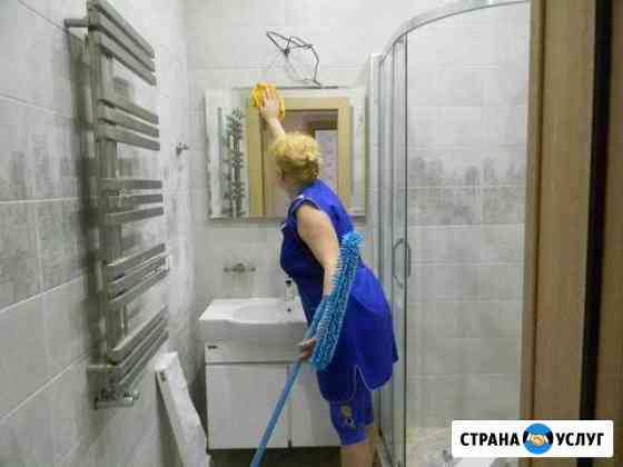 Просто чисто Уборка квартир, домов. Мытье окон Томск