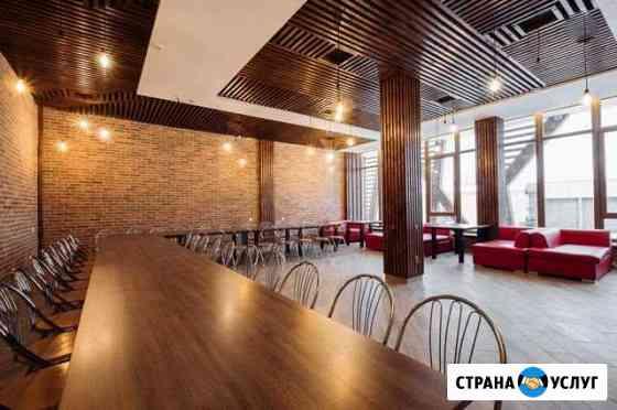 Открытие Кафе и ресторана Казань