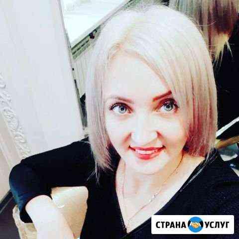Парикмахер-стилист.Выезд на Дом или в студии красо Санкт-Петербург