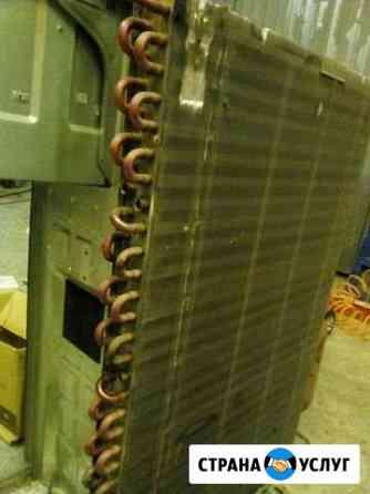 Пайка ремонт радиаторов, теплообменников, калорифе Сургут