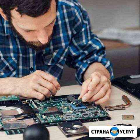 Обучение устройству и ремонту пк Владимир