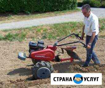 Вспашем землю Архангельск