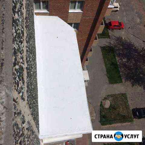 Гидроизоляция балкона, лоджии Омск
