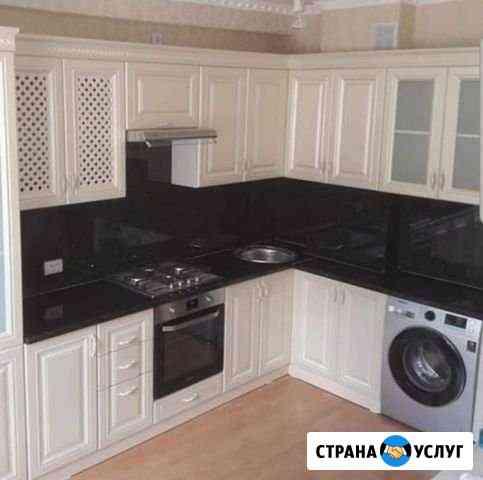 Мебель на заказ кухни шкафы собственное производст Воскресенское