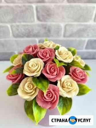 Розы из шоколада. Букеты Ульяновск