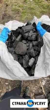 Уголь березовый Убинское