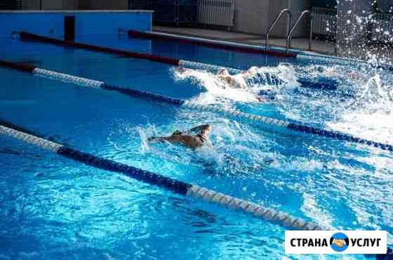 Спортивное плавание Воронеж