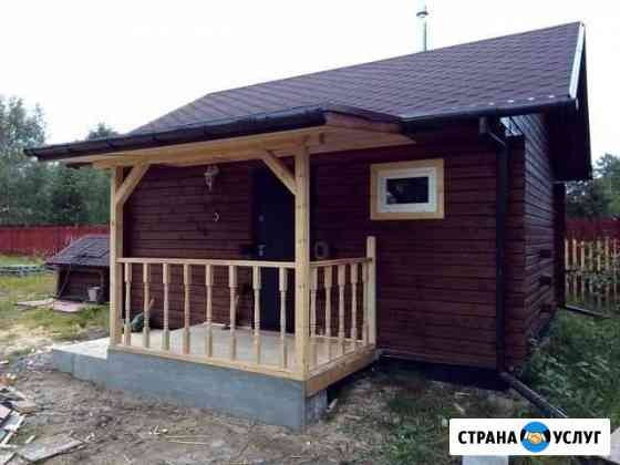 Строительство домов - прораб по Республике Карелия Петрозаводск