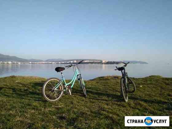 Прокат велосипедов Велопрокат Аренда велосипедов Геленджик