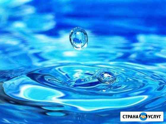 Бурение скважин на воду Петровское